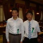 横浜市長の中田宏