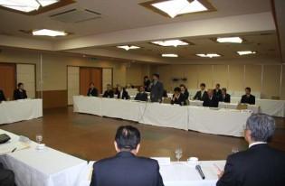 政策聴聞会で、各種団体より要望をお伺いました。