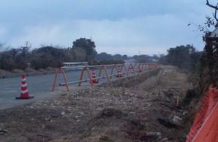 宇部小野田湾岸道路にともなう「宇部興産道路の改修」が始まりました。
