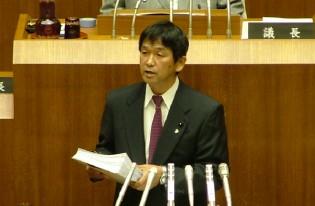山口県議会「9月定例議会」では、8月30日(火)午前10:45から一般質問を行います。