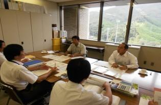 「山口県監査委員」に就任して4ヶ月。いい勉強をさせて頂いています。