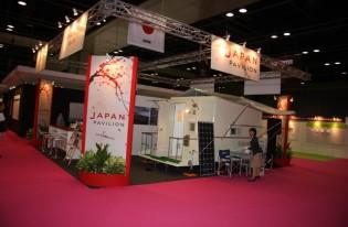 アジア最大級の複合材料国際フェアー「JEC Asia 2011」(シンガポール)での特別出展を無事終わりました。