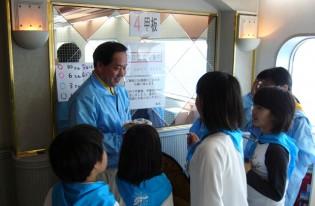 友人の大西倉雄県議さんが長門市長選挙に立候補します。