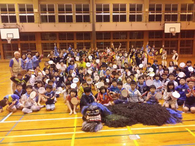 参加者募集!第26回子ども自然体験スクールin沖縄(2018.3.27-4.2)