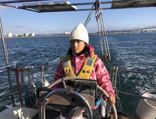 (募集は終了しました) 2019年9月 子ども海洋冒険学校『第18回チャレンジクルーズto国東半島・姫島』