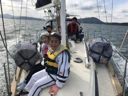 参加者募集! 2019年8月 子ども海洋冒険学校『第17回チャレンジクルーズto門司レトロ・巌流島』