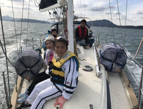 (募集は終了しました)2019年8月 子ども海洋冒険学校『第17回チャレンジクルーズto門司レトロ・巌流島』