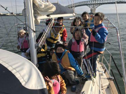 2019年8月 子ども海洋冒険学校『第16回チャレンジクルーズto長崎・田島』