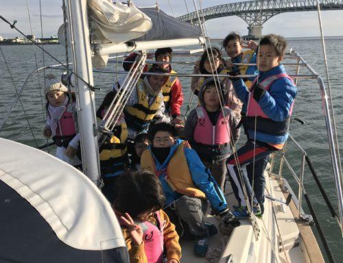 (募集は終了しました)2019年8月 子ども海洋冒険学校『第16回チャレンジクルーズto長崎・田島』